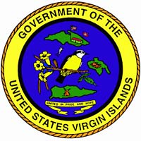 US Virgin Islands coat of arms