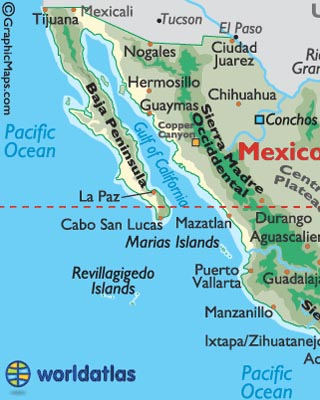 cabo map