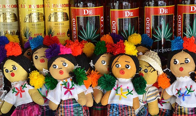 dolls huatulco mexico