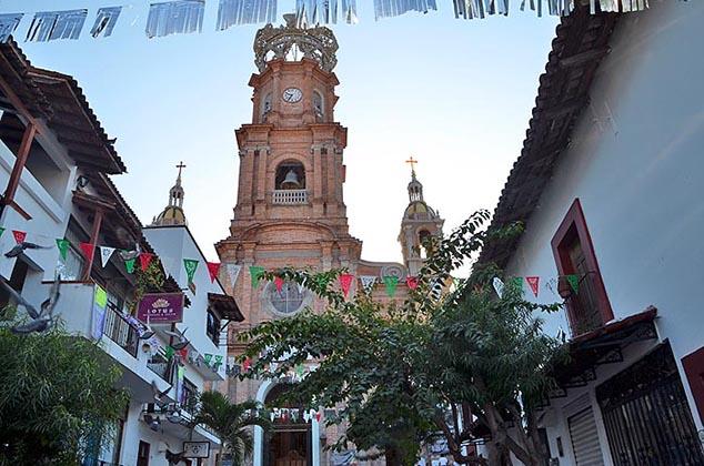 puerto vallarta church