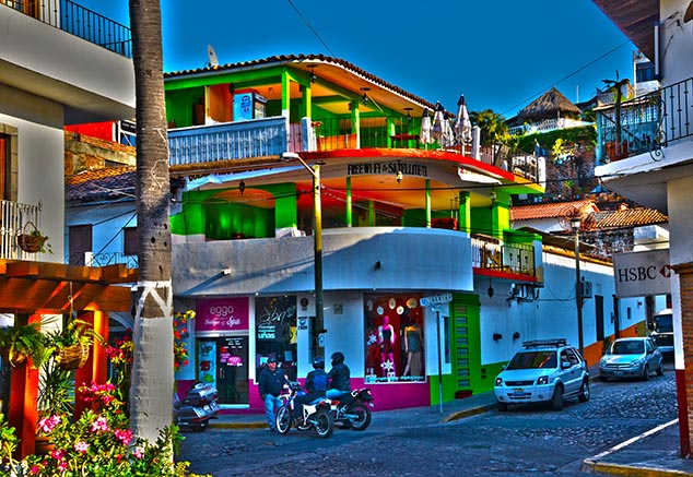 local colors puerto vallarta