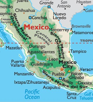 Puerto Vallarta World Map.Puerto Vallarta Mexico Photos World Atlas