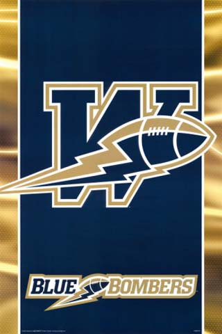 CFL - Winnipeg Blue Bombers