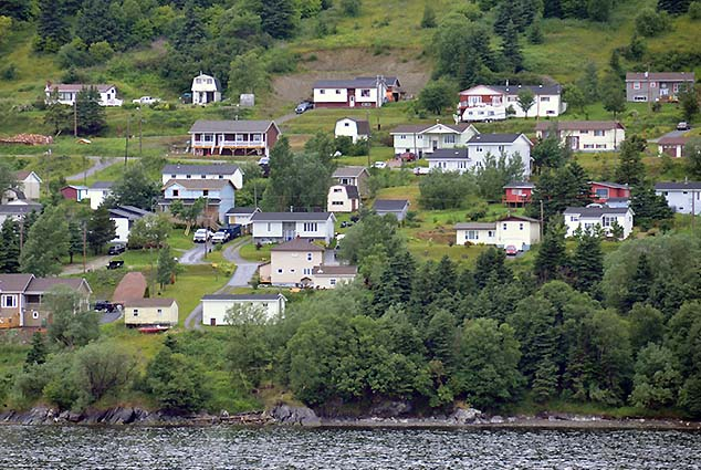 houses in corner brook