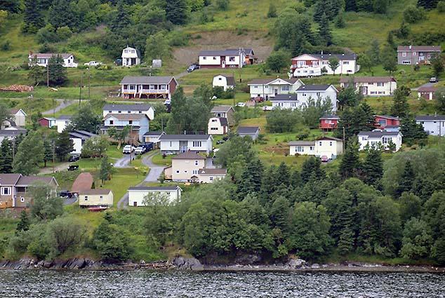 houses in corner brook