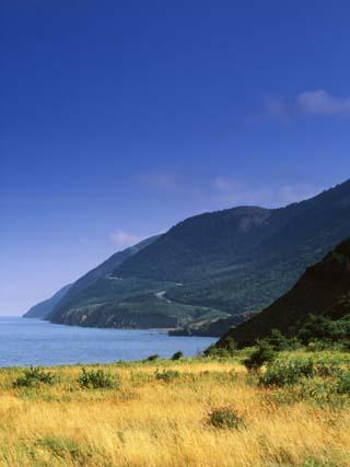 Cape Breton National Park, Cape Rouge, Cape Breton, Nova Scotia, Canada
