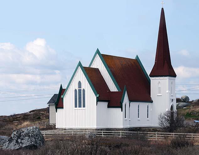 church peggy's cove