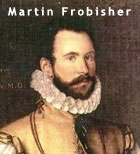 martin frobesher