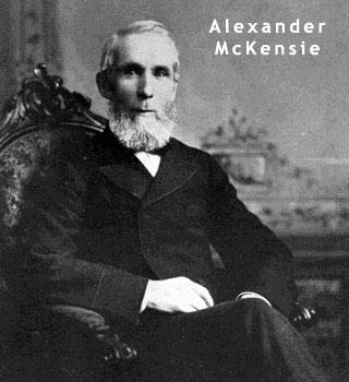 Alexander McKensie