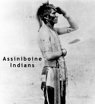 Assiniboine Indians