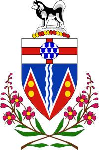 yukon coat of arms