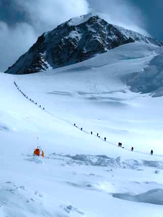 mountain hunter, alaska