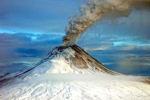 agustine volcano alaska