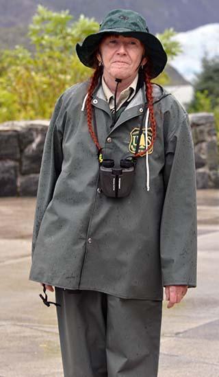 park ranger juneau alaska