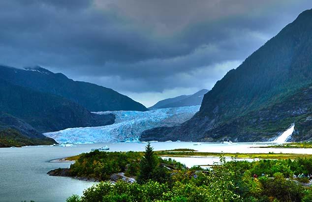 glacier juneau alaska