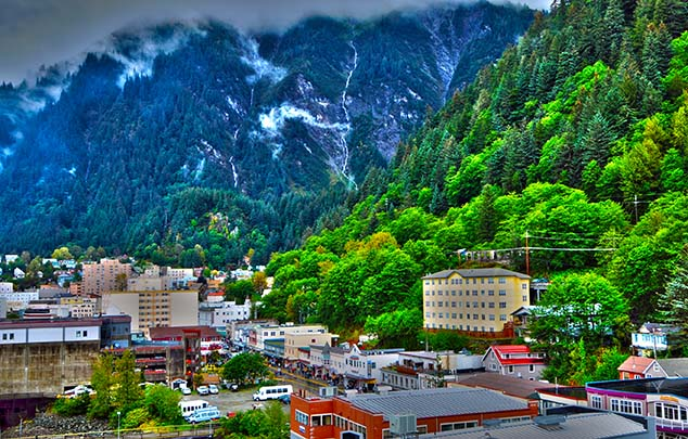 Photos of Juneau Alaska Juneau Map and Photos Alaska Map and