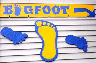 big foot ketchikan alaska