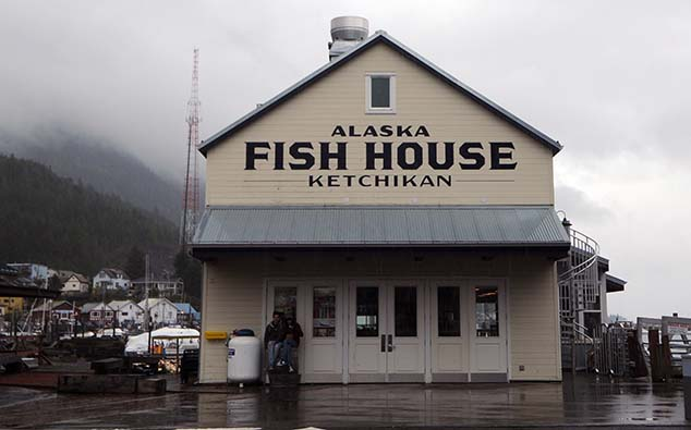 fish house ketchikan alaska