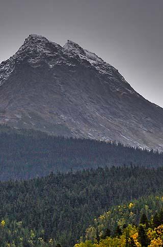 skagway alaska mountain
