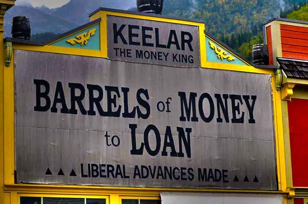money to lend skagway alaska