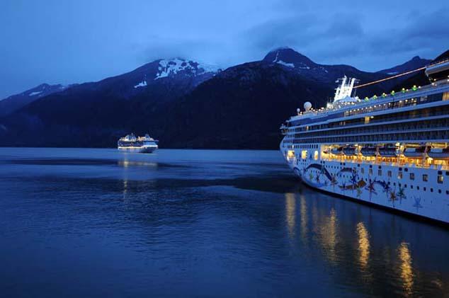 cruise ships skagway alaska