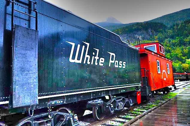 railroad skagway alaska
