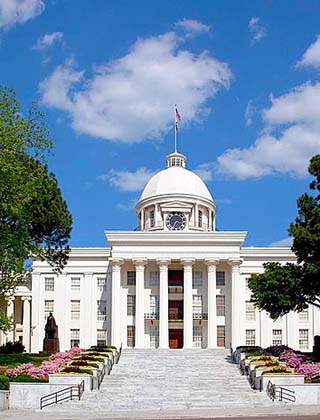 alabama capital building
