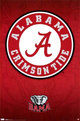 University of Alabama - Logo 2010