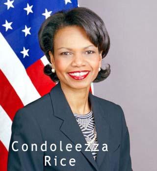 Condeleezza Rice