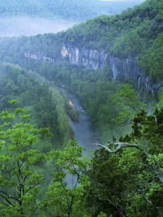 Buffalo National River, Arkansas, USA