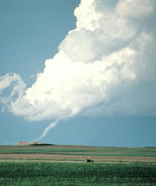 tornado, arkansas