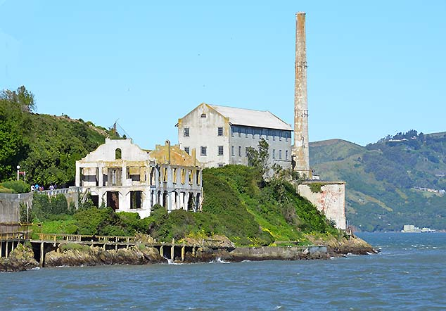 alcatraz buildings