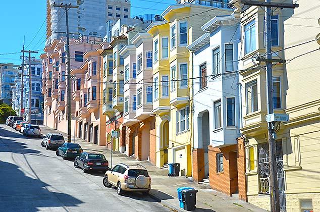 San Francisco California Photos World Atlas