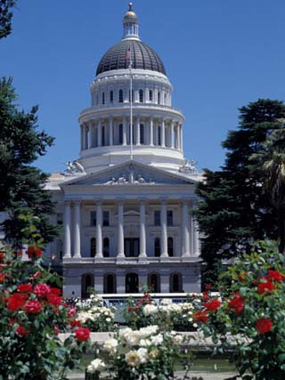 California State Capitol Building, Sacramento, California