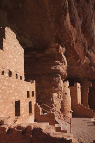 Manitou Cliff Dwellings, Former Home to Native Americans, Colorado, USA