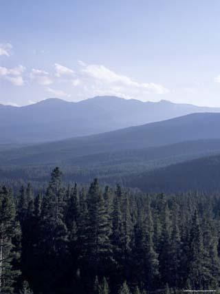 Colorado Plateau landscape