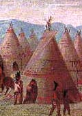 comanche teepees, colorado