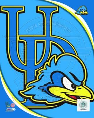 University of Delaware Blue Hens Team Logo