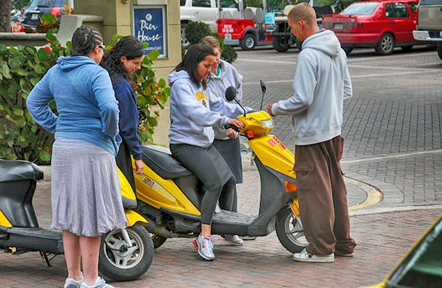 scooter rental key west