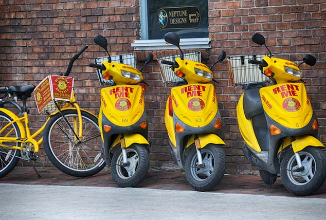 scooter rental key west florida