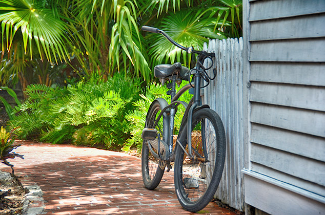 ride a bike in key west