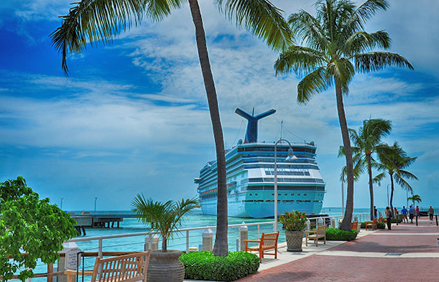 key west cruise ship