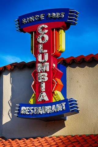 columbia restaurant ybor city florida
