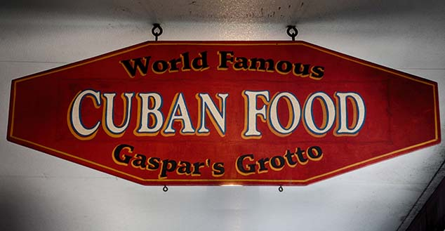 cuban food ybor city florida