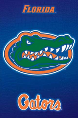Florida Gators Logo NCAA