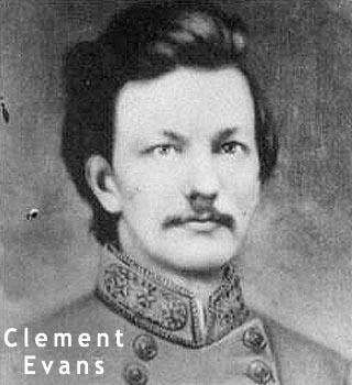 clement evans