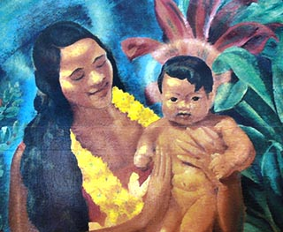 hawiian art