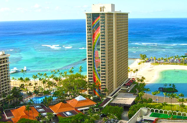 hilton hawaiian village ohau