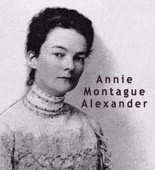 Annie Montague Alexander