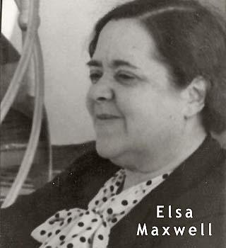 elsa maxwell